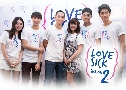 ขายdvd ละครไทย 2015 Love Sick The Series Season 2 / 5 DVD